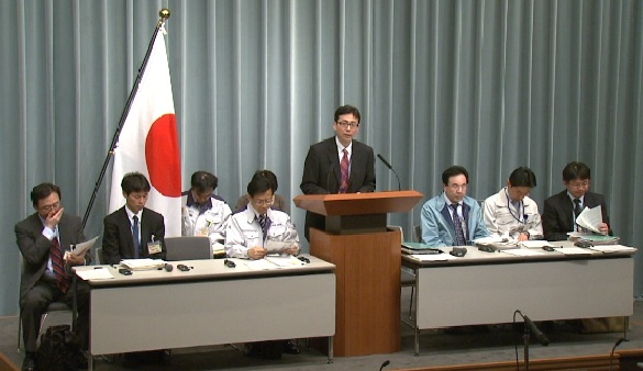 Press Briefing(The Situation after the Great East Japan Earthquake)(April 25nd, 2011, at 13:00)
