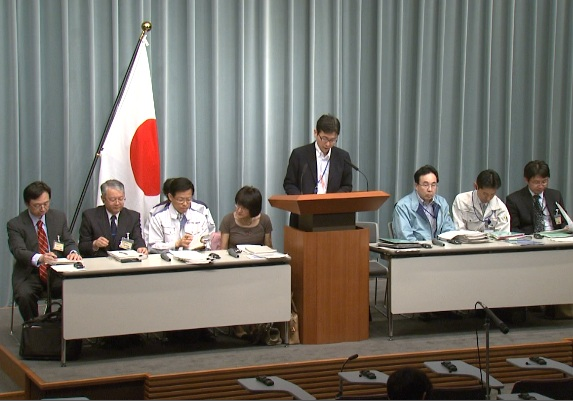 Press Briefing(The Situation after the Great East Japan Earthquake)(May 2nd, 2011, at 13:00)