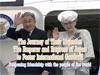 The Journey of Their Majesties The Emperor and Empress of Japan to Foster International Goodwill