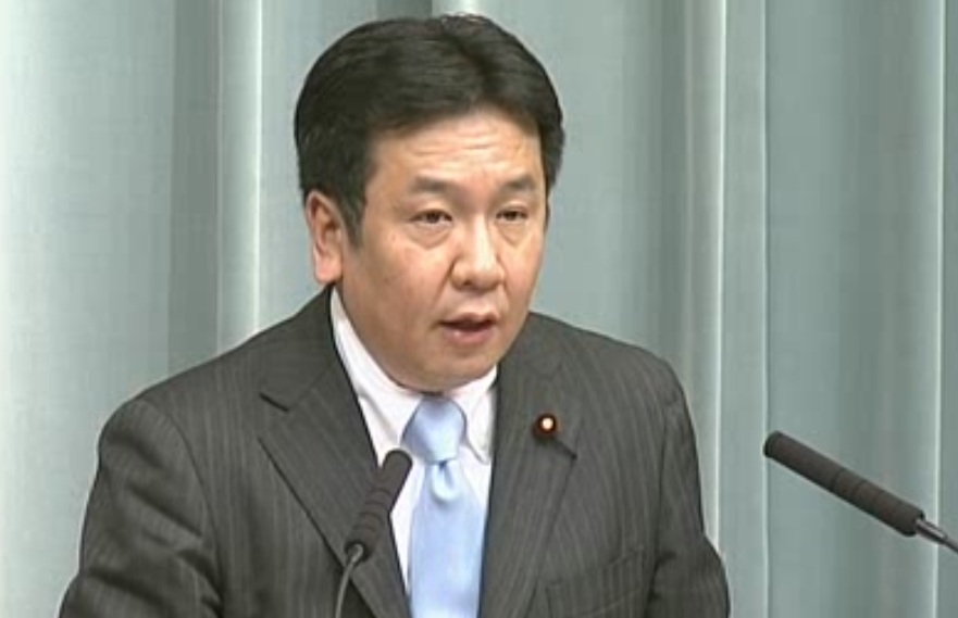 Press Conference by the Chief Cabinet Secretary (April 26th, 2011, at10:05)