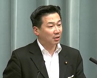 平成23年5月19日(木)午後(16:09~)-内閣官房長官記者会見