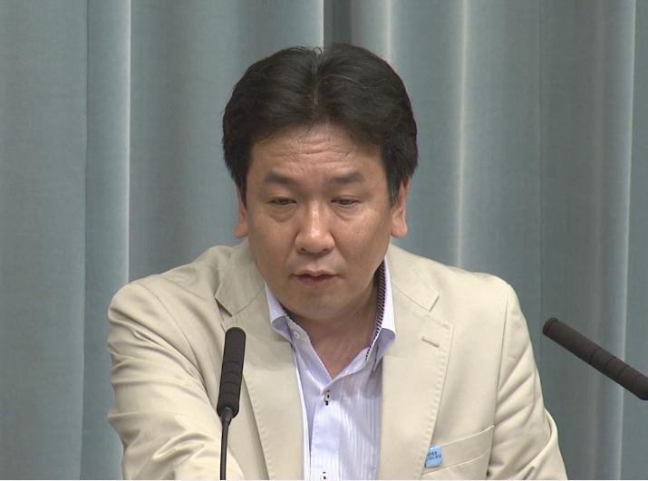 平成23年6月8日(水)午後(16:02~)-内閣官房長官記者会見