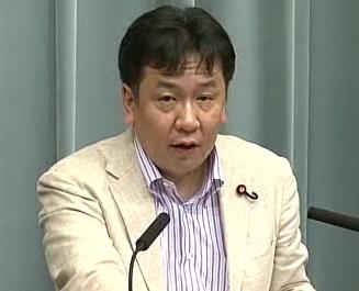 平成23年6月16日(木)午後(16:05~)-内閣官房長官記者会見