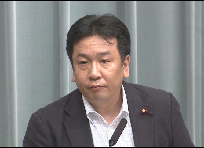 平成23年8月4日(木)午後-内閣官房長官記者会見