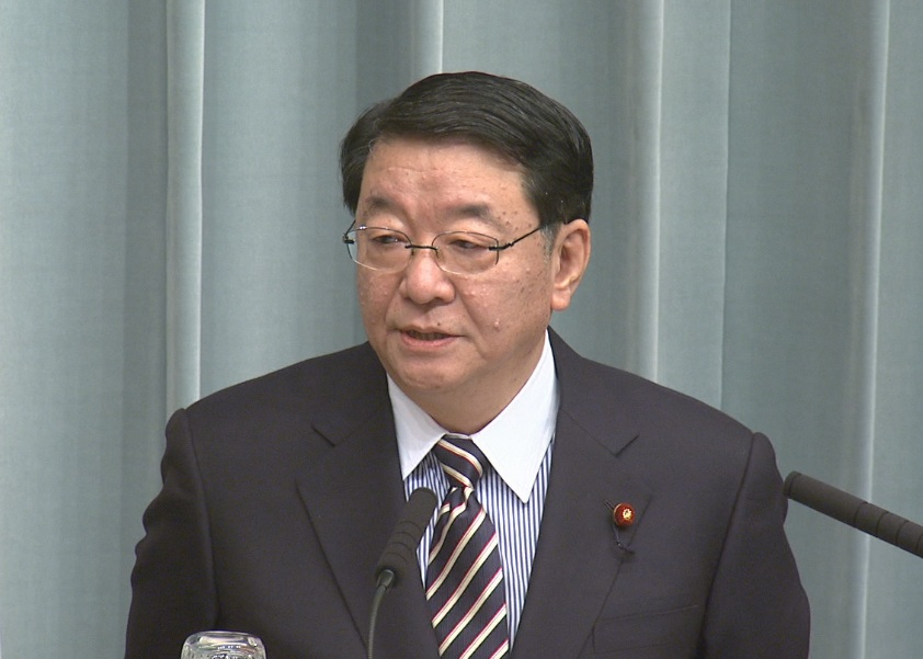 Press Conference by the Chief Cabinet Secretary (December 2, 2011(AM))