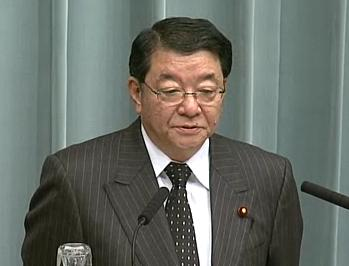 Press Conference by the Chief Cabinet Secretary (December 5, 2011(PM))