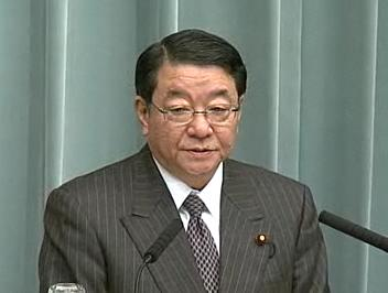 Press Conference by the Chief Cabinet Secretary (December 12, 2011(AM))