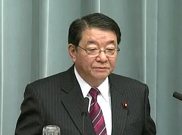 Press Conference by the Chief Cabinet Secretary (December 13, 2011(PM))