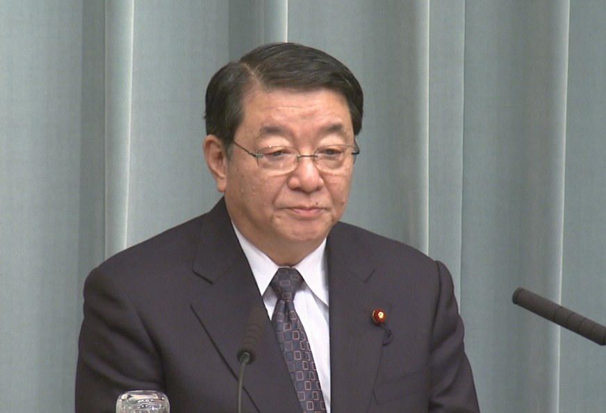 Press Conference by the Chief Cabinet Secretary (December 14, 2011(AM))