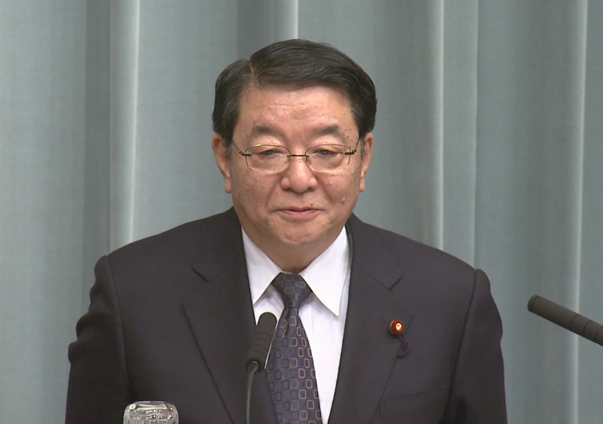 Press Conference by the Chief Cabinet Secretary (December 14, 2011(PM))