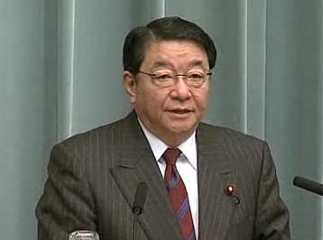Press Conference by the Chief Cabinet Secretary (December 16, 2011(AM))