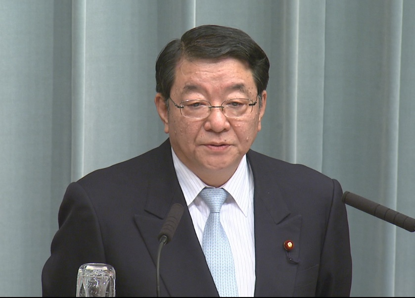 Press Conference by the Chief Cabinet Secretary (December 19, 2011(PM2))