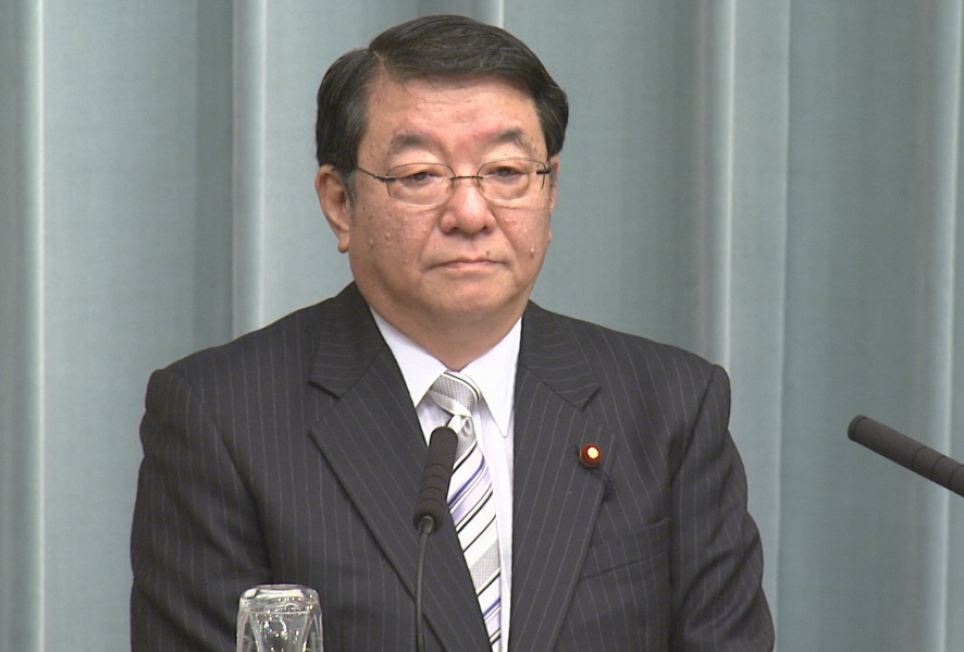 Press Conference by the Chief Cabinet Secretary (December 22, 2011(AM))