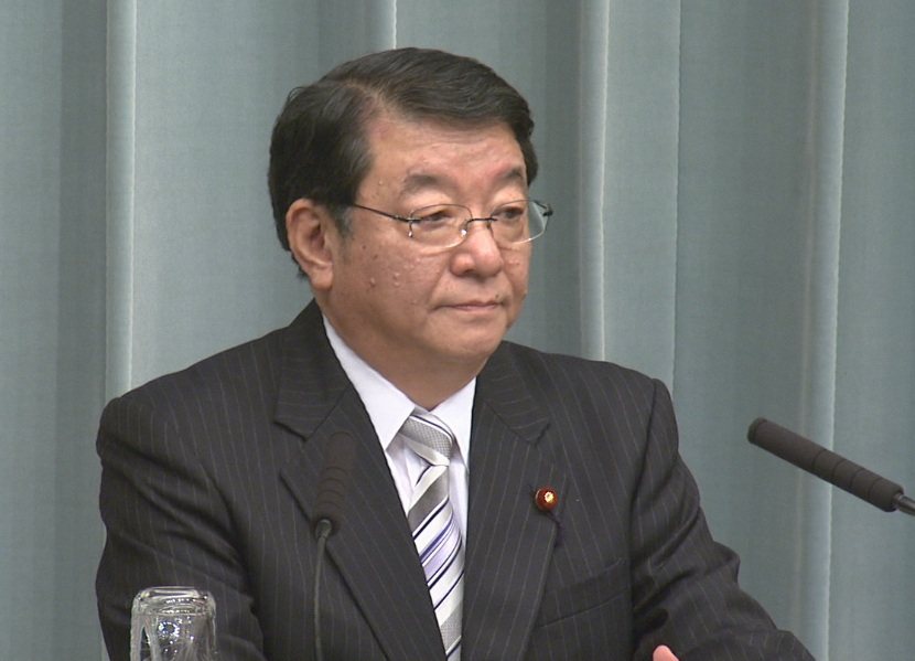 Press Conference by the Chief Cabinet Secretary (December 22, 2011(PM))