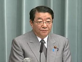 Press Conference by the Chief Cabinet Secretary (December 27, 2011(AM))