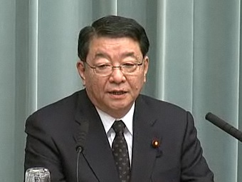Press Conference by the Chief Cabinet Secretary (December 28, 2011(AM))