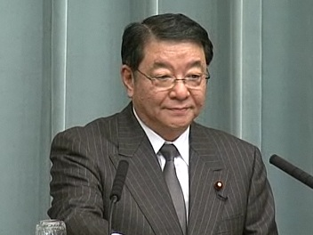 Press Conference by the Chief Cabinet Secretary(February 1, 2012(PM))