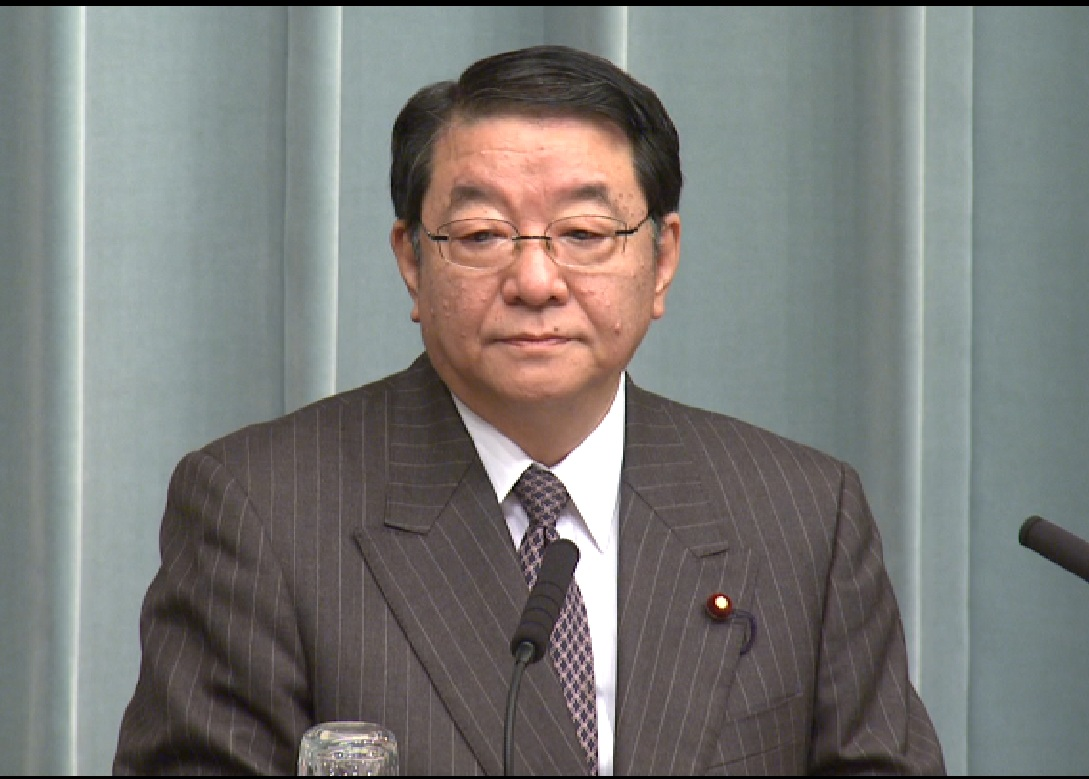 Press Conference by the Chief Cabinet Secretary(February 17, 2012(AM))