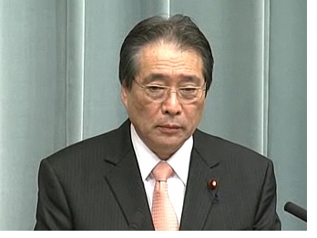 Press Conference by the Deputy Chief Cabinet Secretary(February  24, 2012(AM))