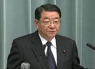 平成24年3月23日(金)午後-内閣官房長官記者会見
