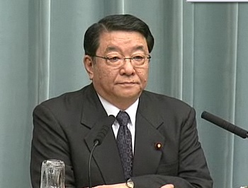 Press Conference by the Chief Cabinet Secretary(May 7, 2012(AM))