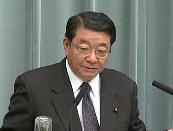 Press Conference by the Chief Cabinet Secretary(May 7, 2012(PM))