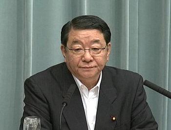 Press Conference by the Chief Cabinet Secretary(May 9, 2012(AM))
