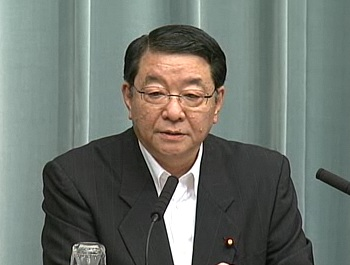 Press Conference by the Chief Cabinet Secretary(May 9, 2012(PM))
