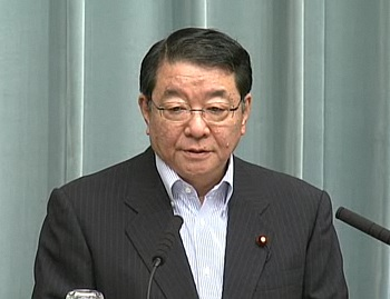 Press Conference by the Chief Cabinet Secretary(May 10, 2012(AM))
