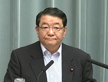 Press Conference by the Chief Cabinet Secretary(May 10, 2012(PM))
