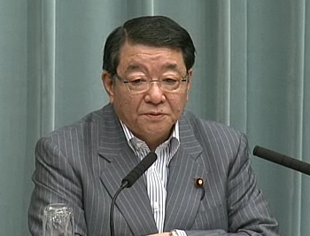 Press Conference by the Chief Cabinet Secretary(May 11, 2012(PM))