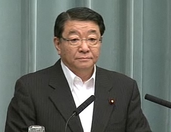 Press Conference by the Chief Cabinet Secretary(May 14, 2012(PM))