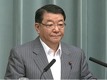Press Conference by the Chief Cabinet Secretary(May 16, 2012(AM))