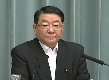 Press Conference by the Chief Cabinet Secretary(May 17, 2012(AM))