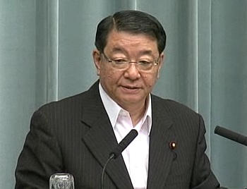Press Conference by the Chief Cabinet Secretary(May 21, 2012(AM))