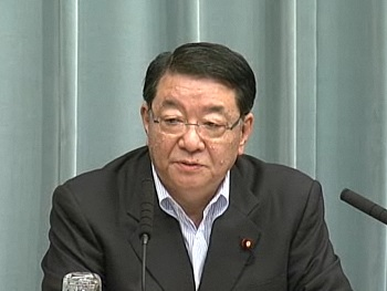 Press Conference by the Chief Cabinet Secretary(May 22, 2012(PM))