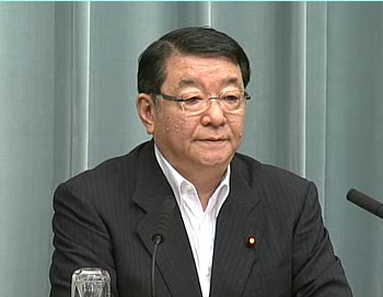 Press Conference by the Chief Cabinet Secretary(May 24, 2012(AM))