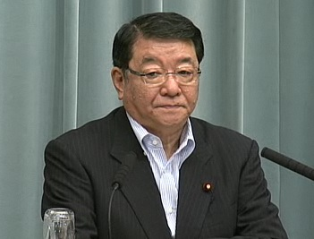 Press Conference by the Chief Cabinet Secretary(May 28, 2012(AM))