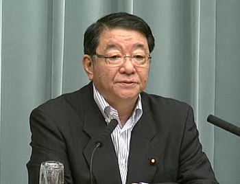 Press Conference by the Chief Cabinet Secretary(May 29, 2012(AM))