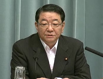 Press Conference by the Chief Cabinet Secretary(May 31, 2012(AM))