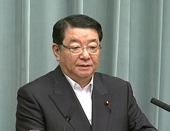 Press Conference by the Chief Cabinet Secretary(June 5, 2012(AM))