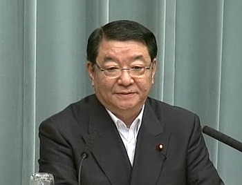 Press Conference by the Chief Cabinet Secretary(June 5, 2012(PM))