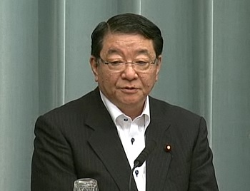 Press Conference by the Chief Cabinet Secretary(June 12, 2012(AM))