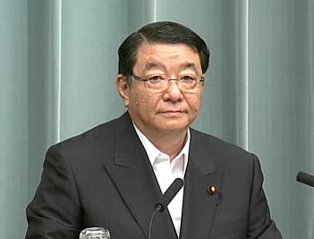 Press Conference by the Chief Cabinet Secretary(June 13, 2012(AM))