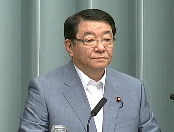 Press Conference by the Chief Cabinet Secretary(June 14, 2012(AM))
