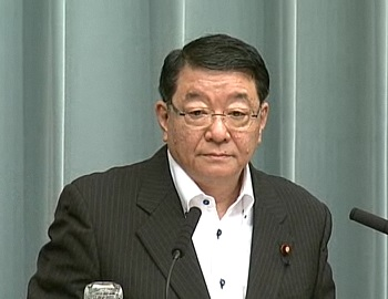 Press Conference by the Chief Cabinet Secretary(June 15, 2012(AM))