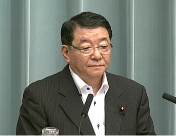 Press Conference by the Chief Cabinet Secretary(June 15, 2012(PM))