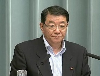 Press Conference by the Chief Cabinet Secretary(June 22, 2012(PM))