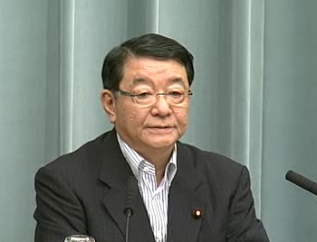 Press Conference by the Chief Cabinet Secretary(June 27, 2012(AM))