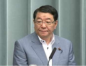 Press Conference by the Chief Cabinet Secretary(September 4, 2012(PM))